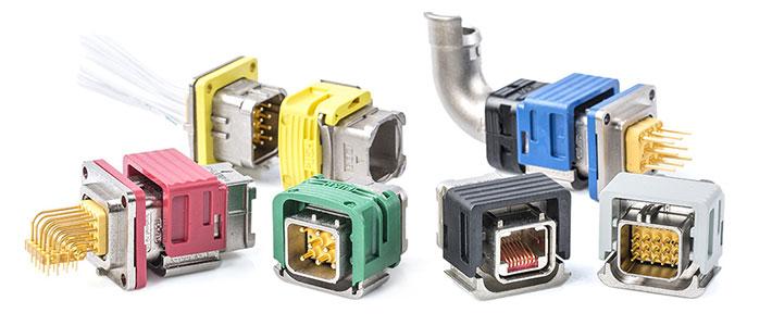 EN4165 – MODULAR & RECTANGULAR CONNECTORS