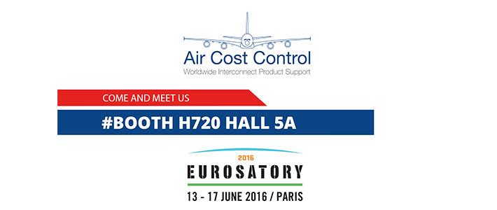 EUROSATORY – BOOTH H720 HALL 5A