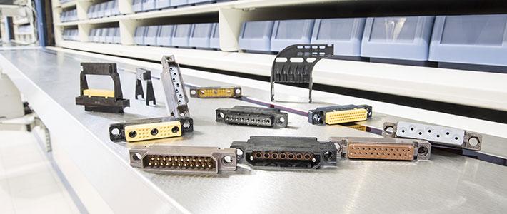 EN3545 – RECTANGULAR INTERCONNECTION SYSTEM